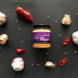 Sweet Chilli Mayo with Garlic 150g